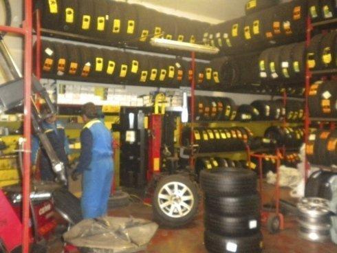 vendita pneumatici multimarca