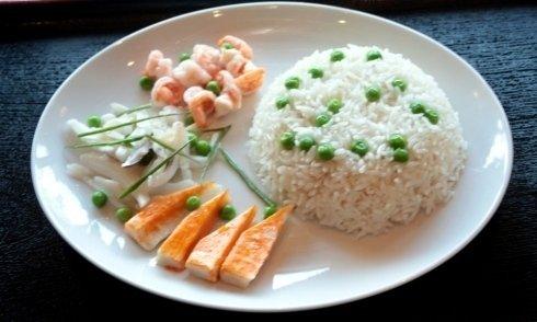 Specialità con riso