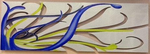 linee curve per sculture in legno