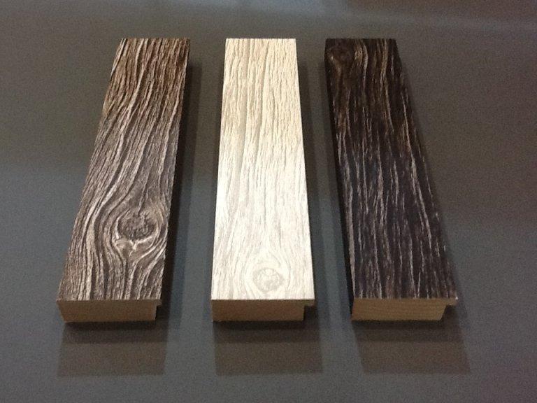 cornici legno venato