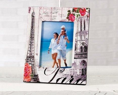 portafoto romantico