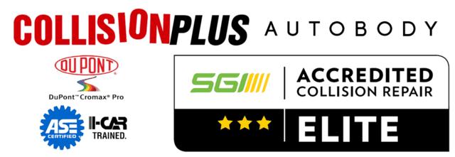 Du Pont Pro, I-Car Trained, SGI Elite Accredited