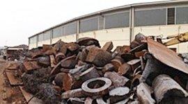 riciclaggio di metalli non ferrosi, ritiro rottami, alesatrici industriali