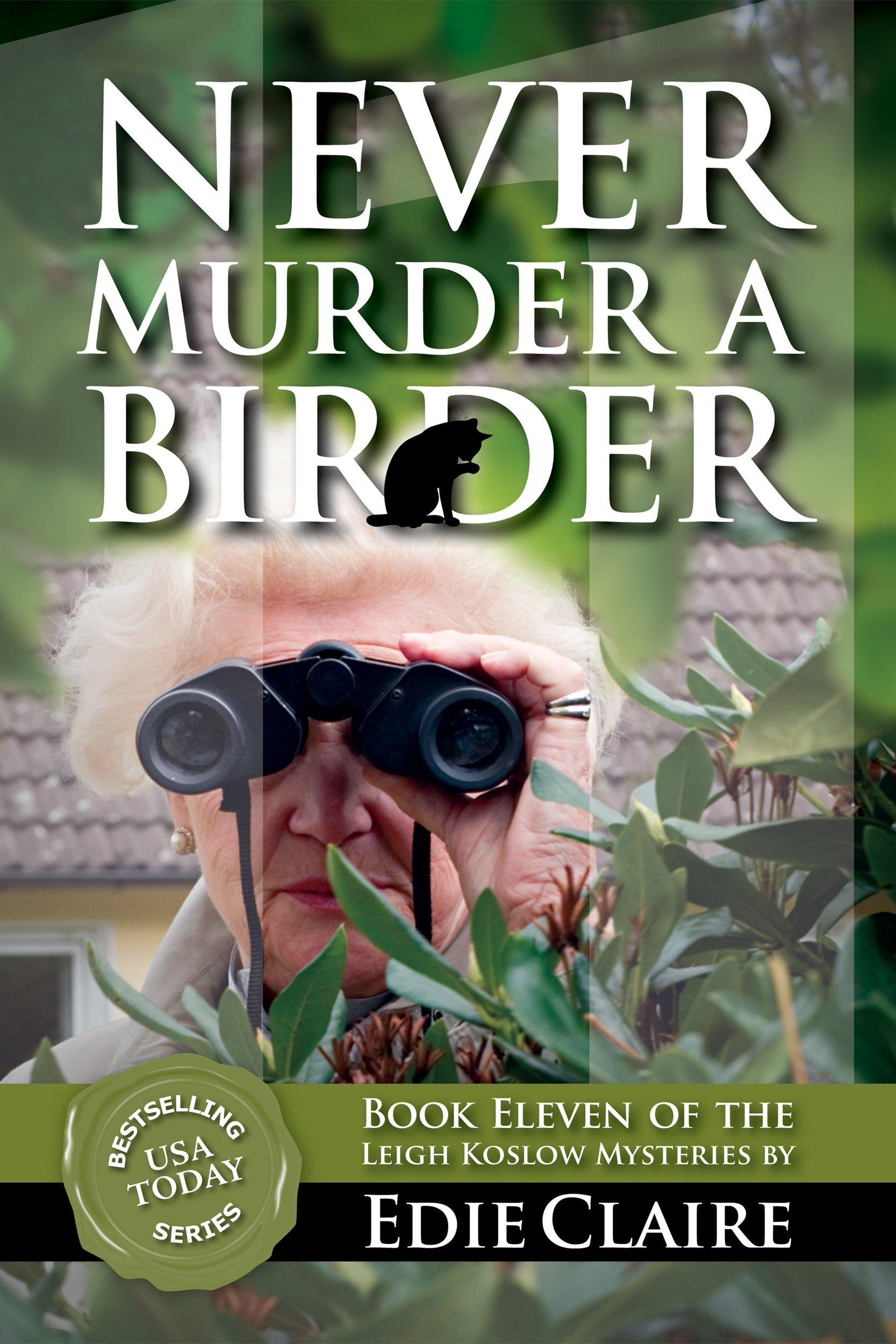 Never Murder a Birder Cover