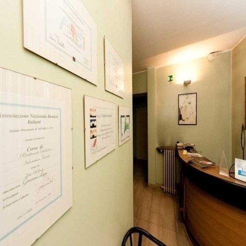 certificazioni dentista