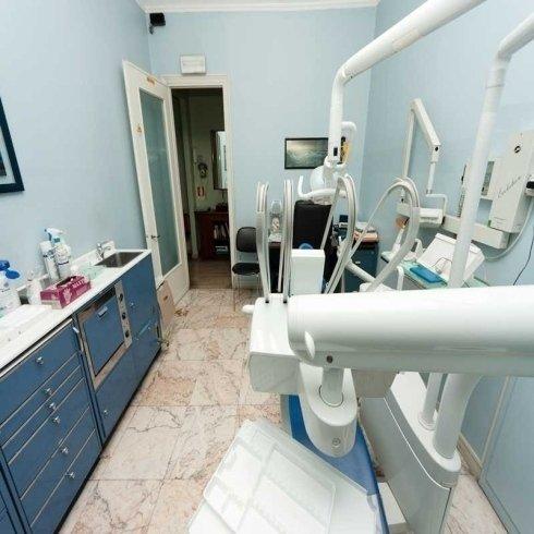 attrezzature dentistiche