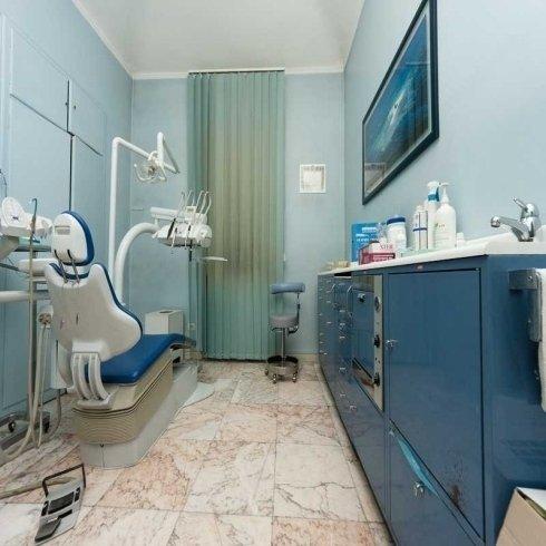 sala operatoria dentista