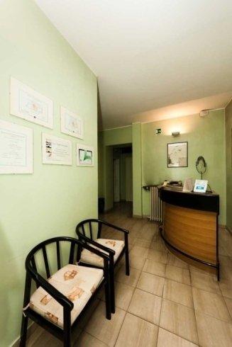 ingresso studio odontoiatrico