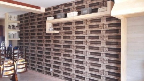 scafali in legno