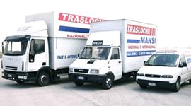 furgoni per trasloco, noleggio per traslochi