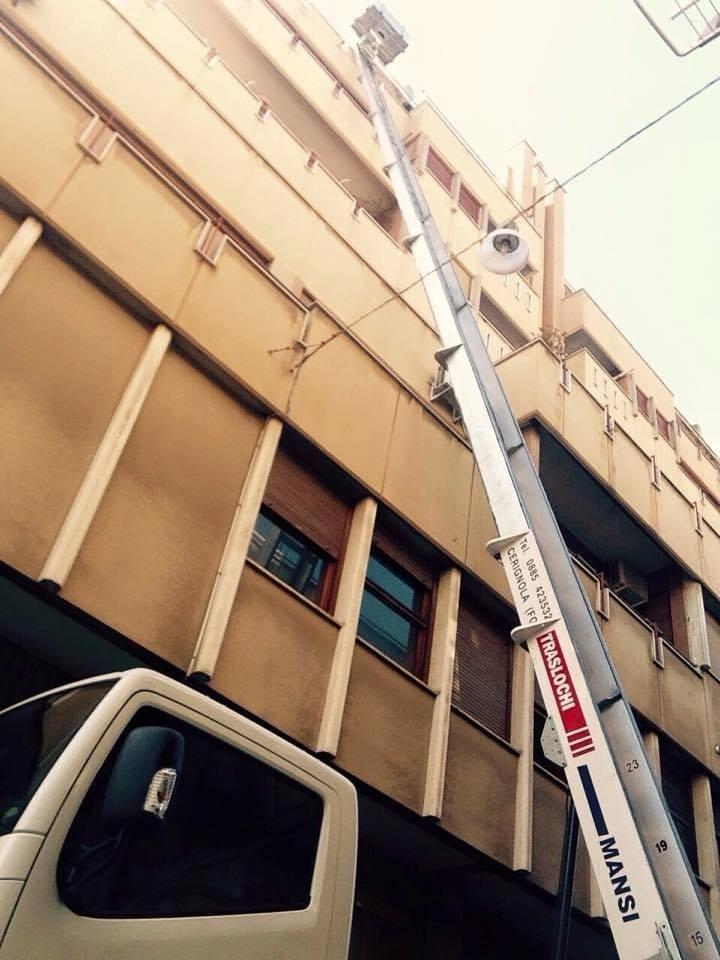 scala per traslochi