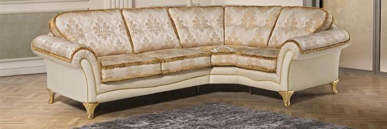 particolare divano classico
