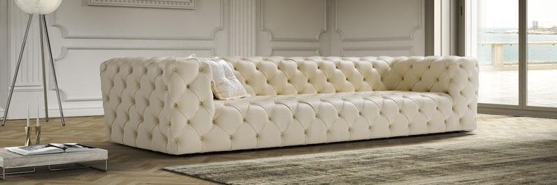 stile classico divani e poltrone