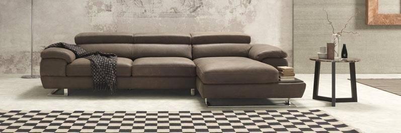 divano invictus in pelle