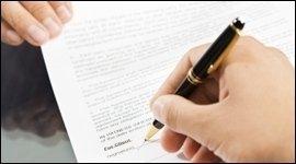 assistenza firma contratto