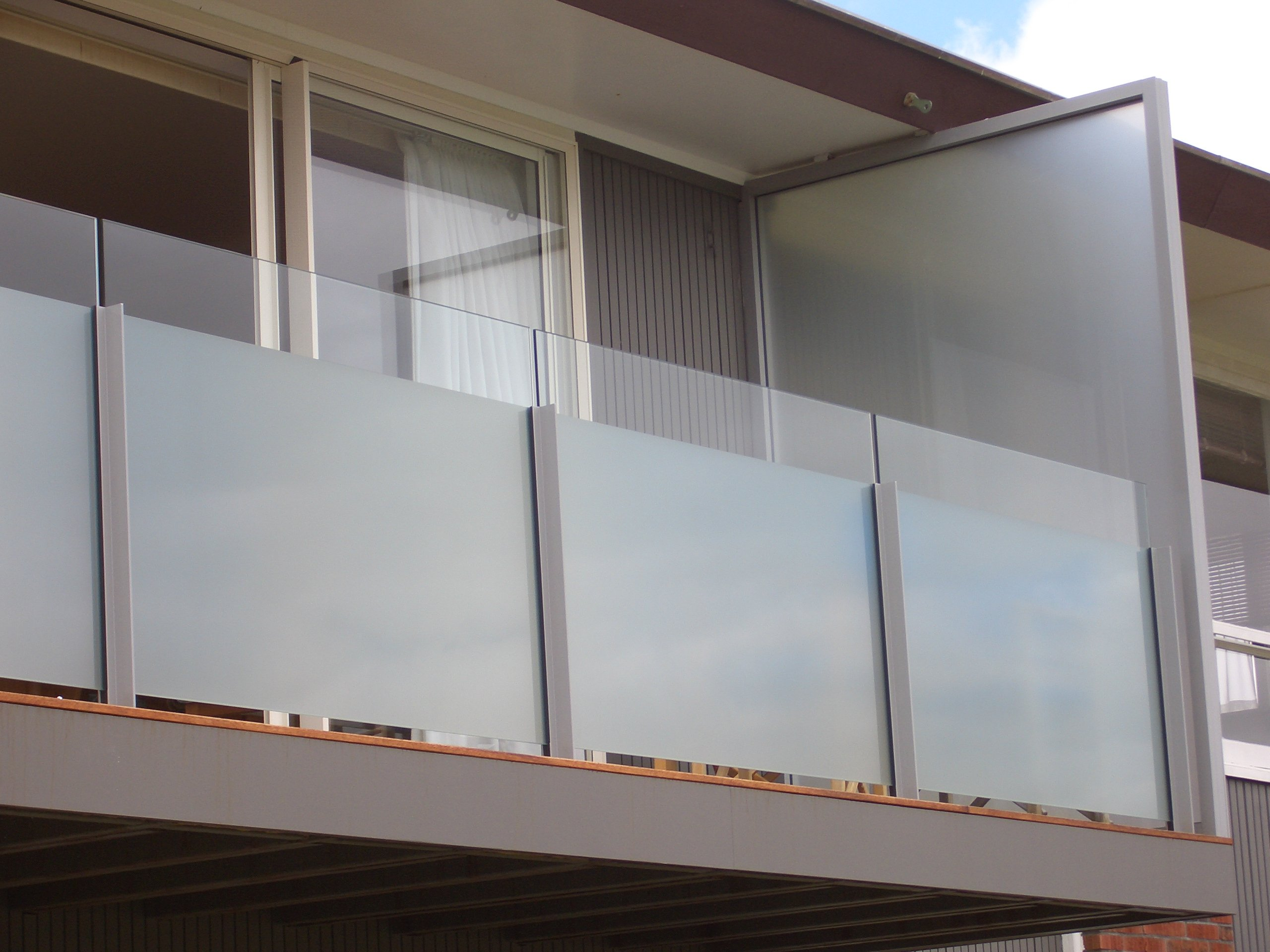 glass railings auckland