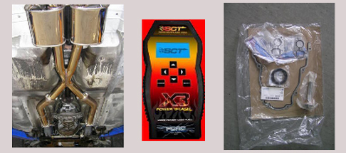 dyno tuning accessories