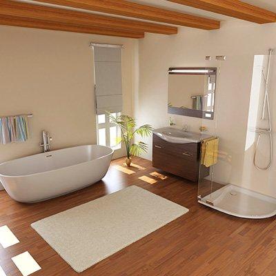 mw plumbing bathroom