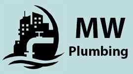 mw plumbing logo