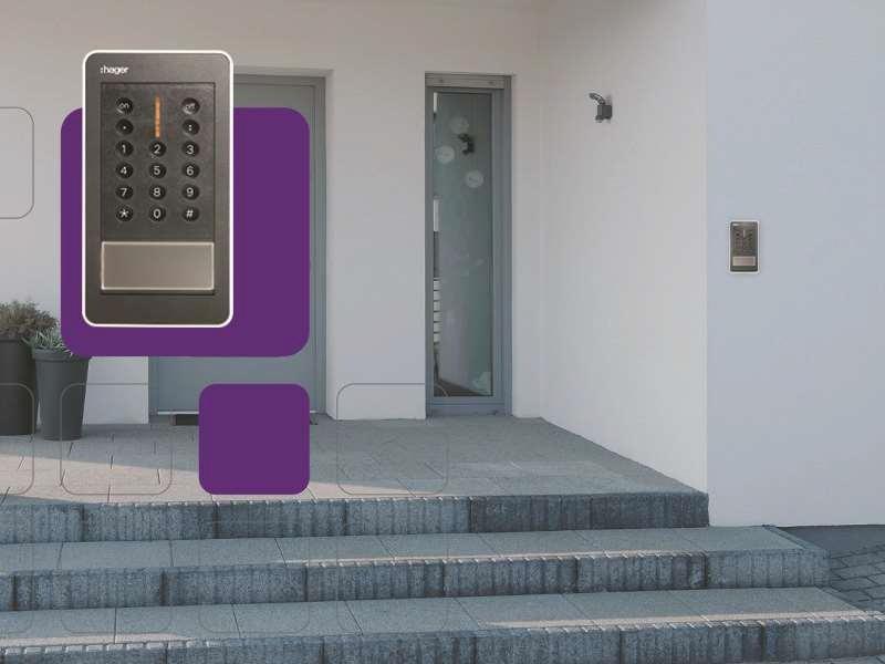 gestire l'impianto d'allarme dall'esterno dell'abitazione