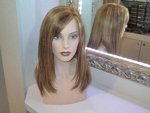 vendita parrucca capelli naturali, fornitura parrucca da donna