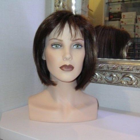 parrucche, parrucche di capelli sinetetici