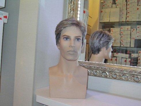 parrucche, fornitura parrucche