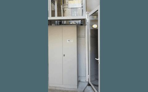 centralina ascensore