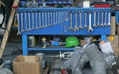 montaggio valvole industriali