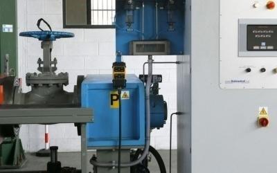 riparazione valvole industriali