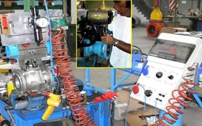 motorised valves production