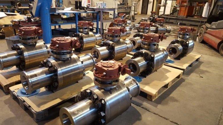 ball valves sales.