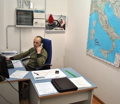ufficio settore traslochi