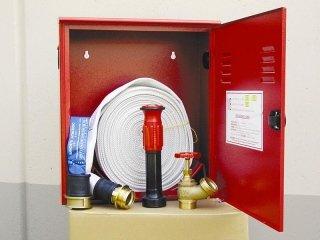 attrezzatura antincendio