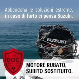 Suzuki,Suzuki DOC,motori suzuki,nautica mediterranea