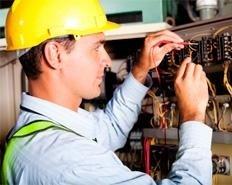 elettricista, servizio manutenzione impianti elettrici