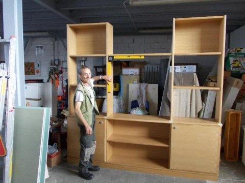 realizzazione mobili su misura