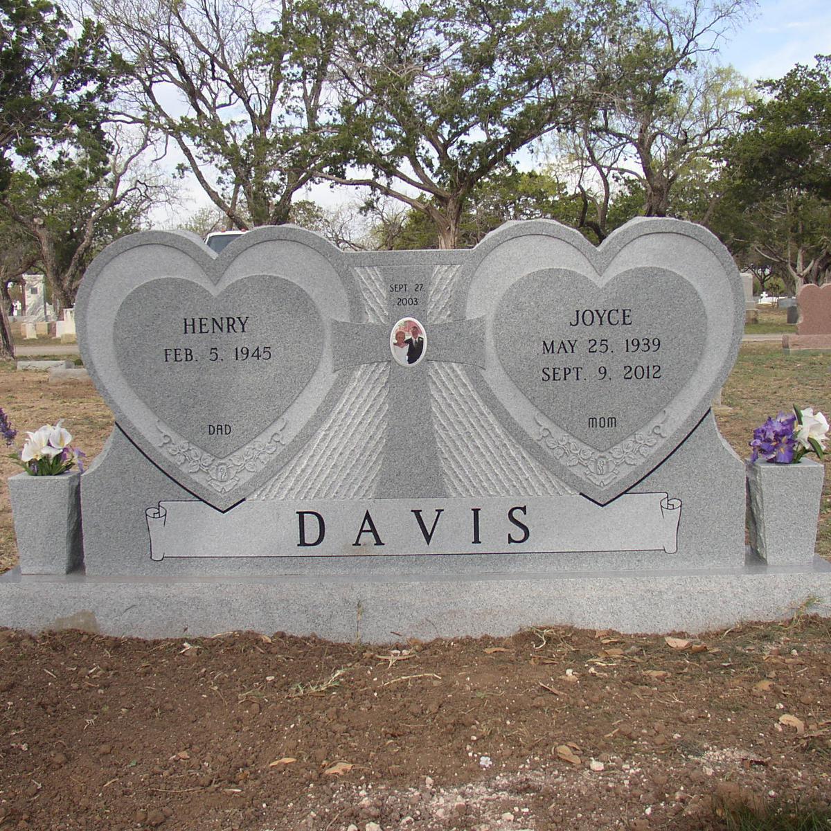 Custom Gravestones San Angelo, TX