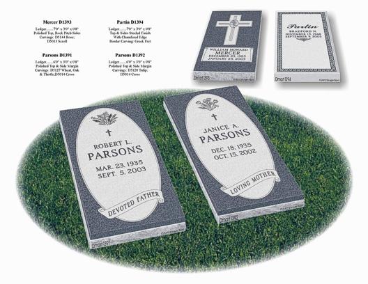 Custom Tombstones San Angelo, TX