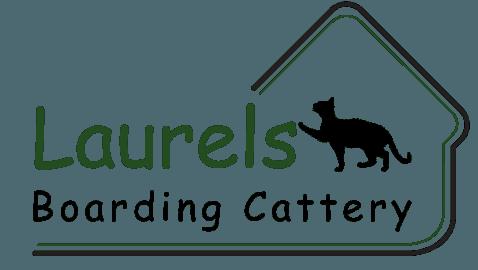 Laurels Boarding Cattery logo