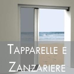 TAPPARELLE E ZANZARIERE