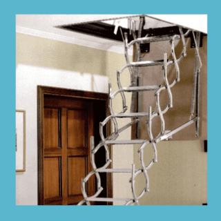 scala per solaio
