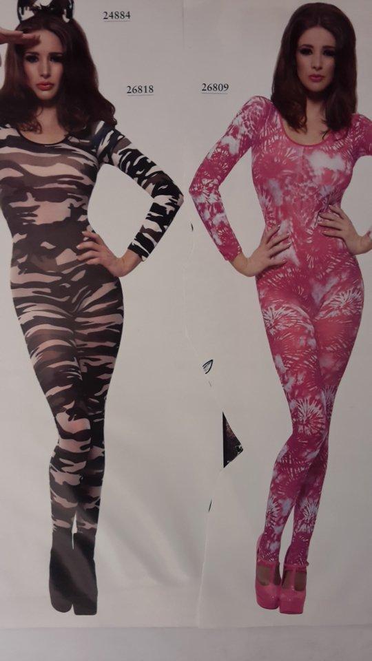 vestito carnevale donna zebra