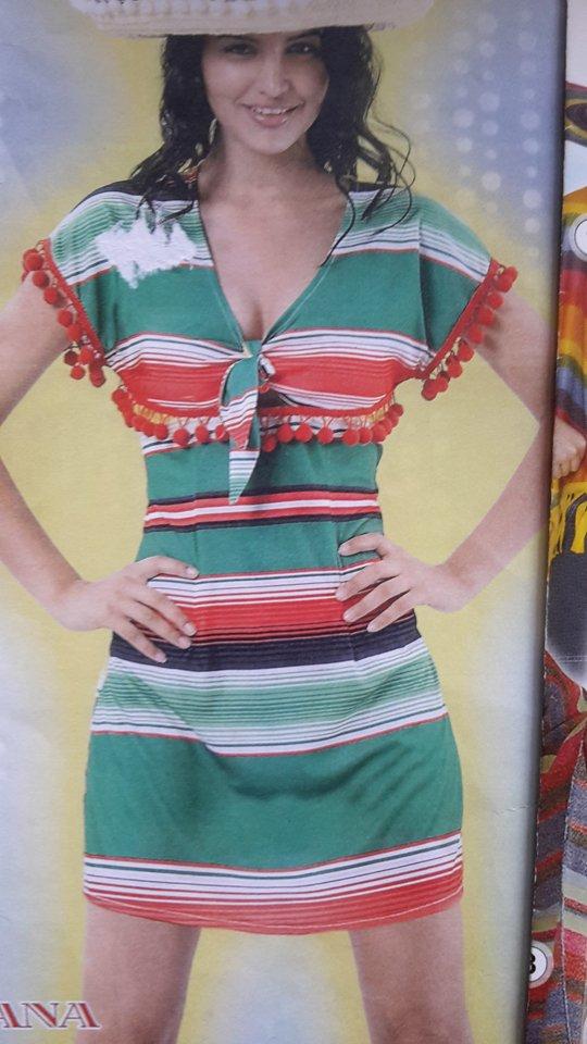 vestito carnevale donna