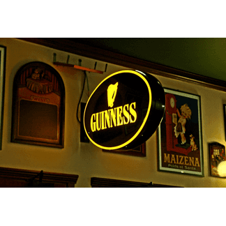 insegna guinness