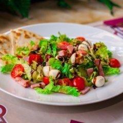 insalata con piadina