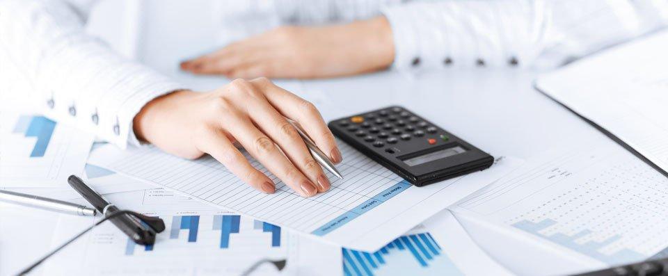 Business accounts preparation