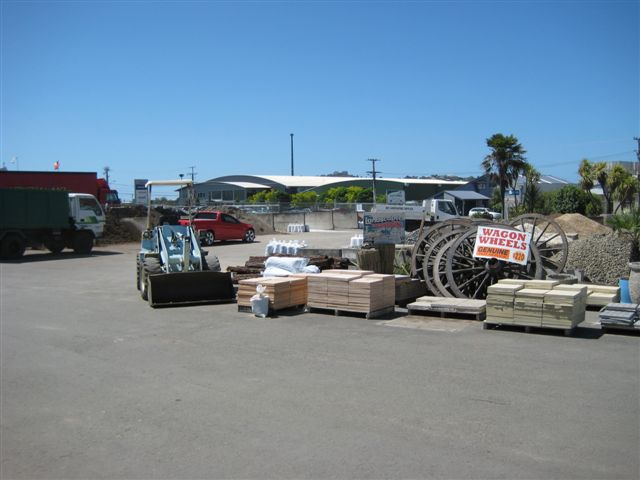 Garden supplies sold at our Hawkes Bay landscaping store