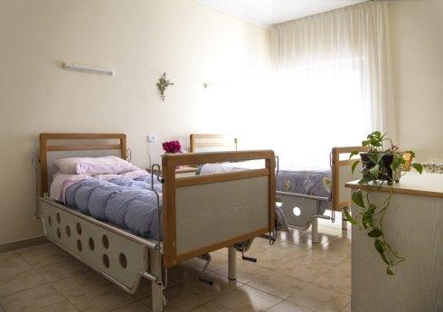 Nella nostra casa di Cura posta al centro della città di Rieti, potrai usufruire anche di camere doppie.