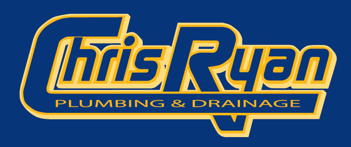 Chris Ryan Plumbing and Drainage Logo